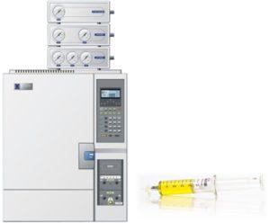בדיקת גזים מומסים בשמן במעבדה אנליטית