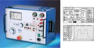 בדיקות שנאים: בדיקות חשמליות מתקדמות